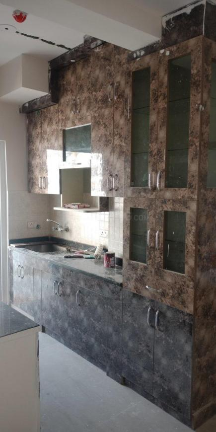 Kitchen Image of 1150 Sq.ft 2 BHK Apartment for rent in Noida Extension for 8500