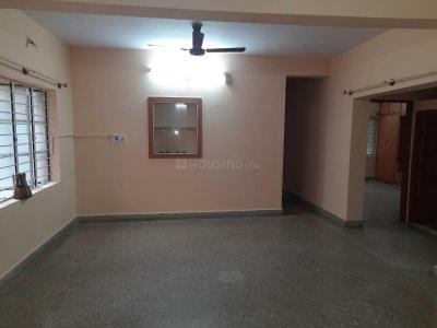 Gallery Cover Image of 1200 Sq.ft 2 BHK Apartment for rent in Nandini Layout for 20000