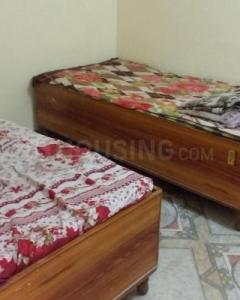 Bedroom Image of Vohra Hostel in Burari