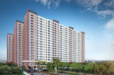 Gallery Cover Image of 896 Sq.ft 3 BHK Apartment for buy in Urbanrise Code Name Gold Standard, Siruseri for 3402999