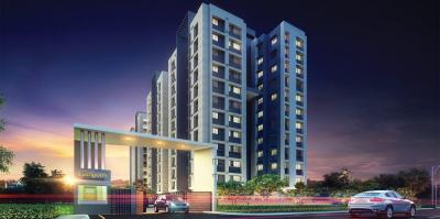 Gallery Cover Image of 1148 Sq.ft 3 BHK Apartment for buy in Merlin Gangotri, Konnagar for 4100000