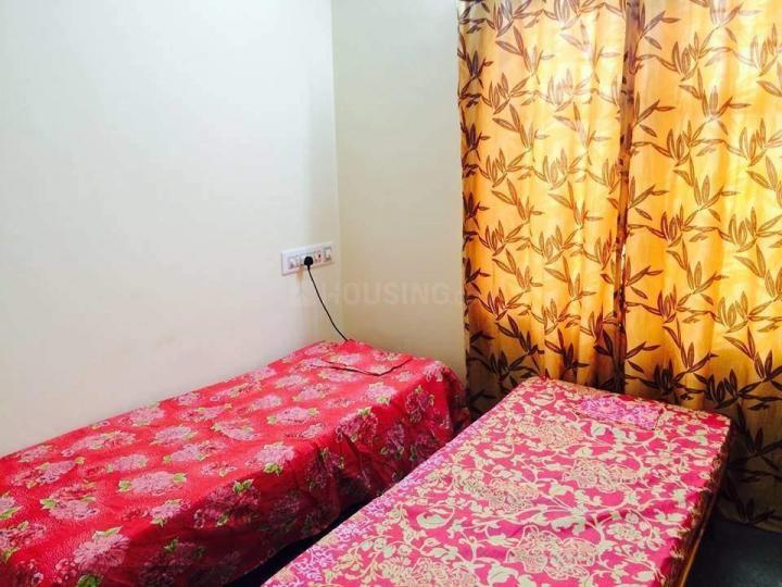 येशवंथपुर में ईको हाउस पीजी में बेडरूम की तस्वीर