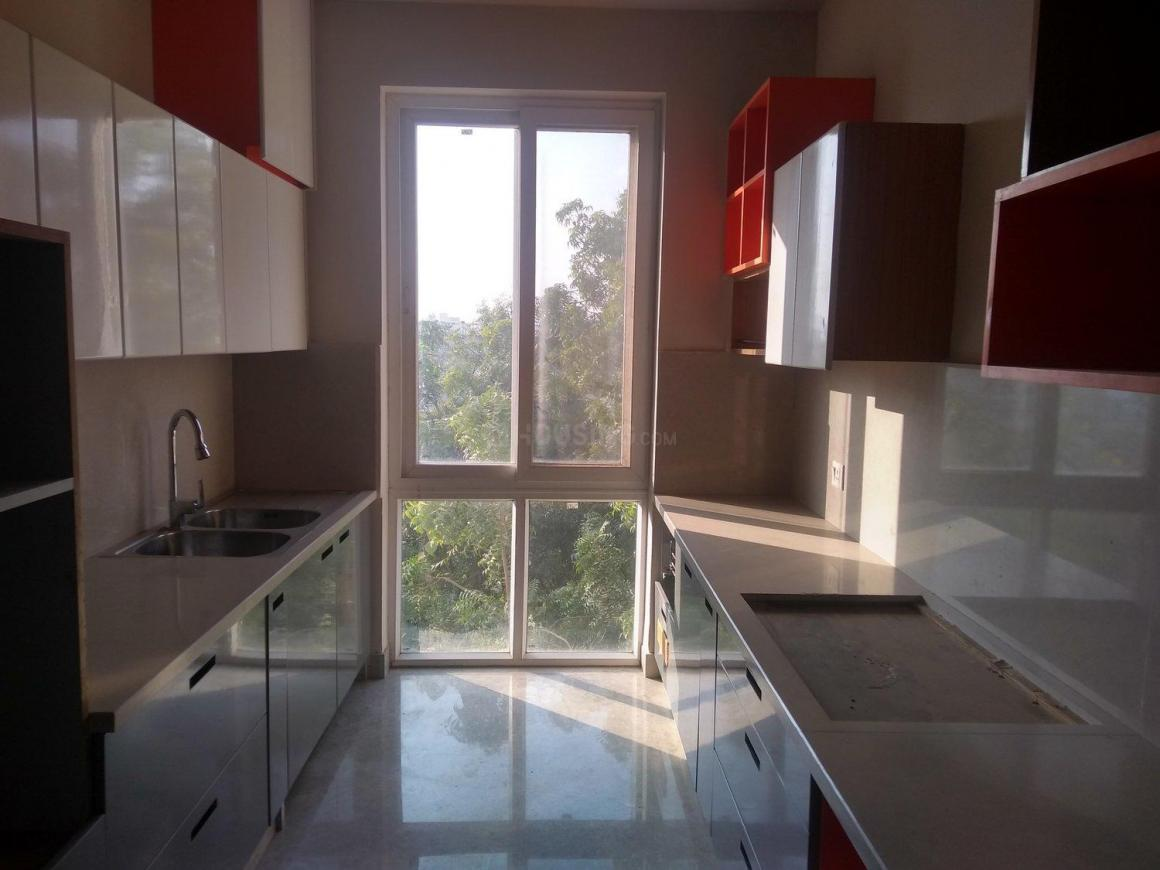 Kitchen Image of 2700 Sq.ft 3 BHK Independent Floor for buy in DLF Phase 1 for 24000000