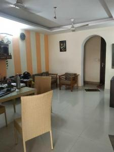 Gallery Cover Image of 1000 Sq.ft 2 BHK Independent Floor for rent in Said-Ul-Ajaib for 25000