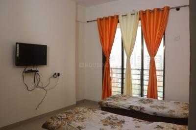 Bedroom Image of Taj Paying Guest And Services in Borivali East