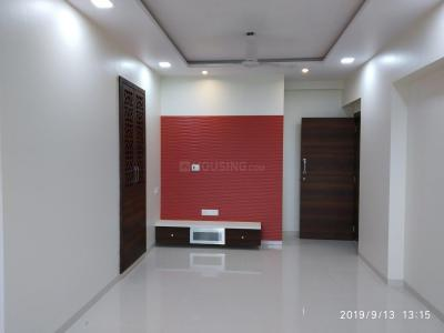 Gallery Cover Image of 710 Sq.ft 1 BHK Apartment for rent in Airoli for 25000