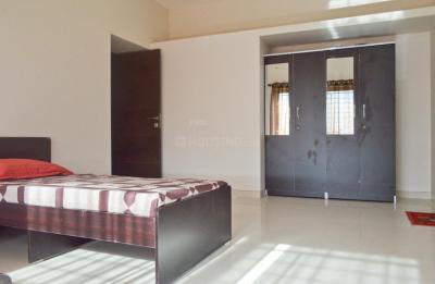 Bedroom Image of 3 Bhk In Mirchandani Palms in Rahatani