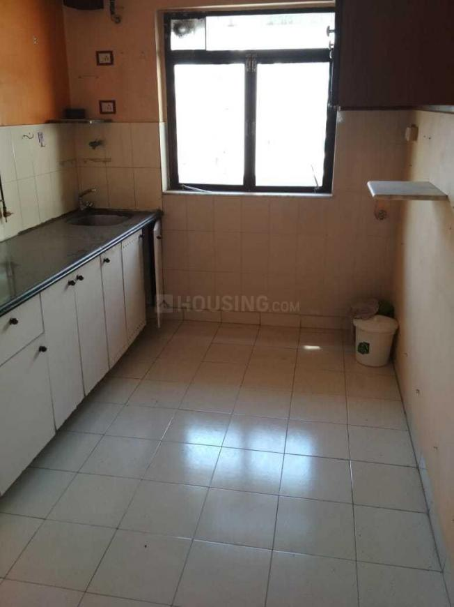 Kitchen Image of 650 Sq.ft 1 BHK Apartment for rent in Jogeshwari West for 29000