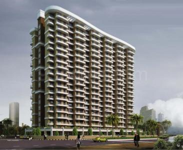 Gallery Cover Image of 690 Sq.ft 1 BHK Apartment for rent in Taloje for 12000