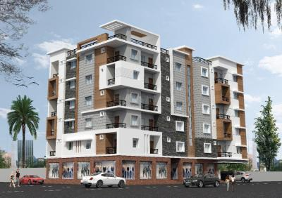 Gallery Cover Image of 1100 Sq.ft 3 BHK Apartment for buy in Kishan Bagh for 3500000