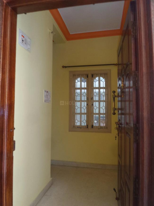 Main Entrance Image of 500 Sq.ft 1 BHK Independent Floor for rent in Vijayanagar for 9000