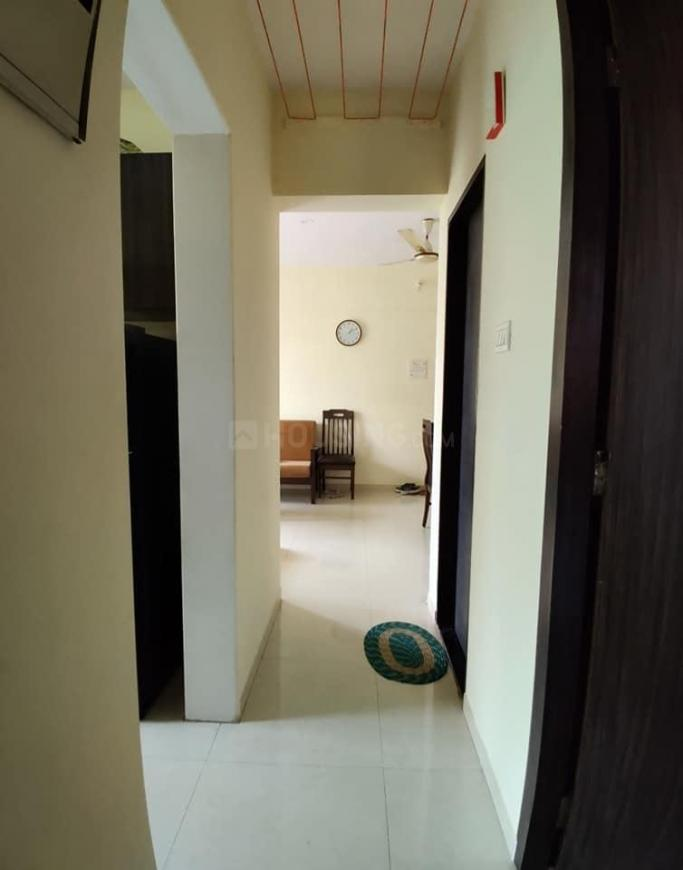Passage Image of 658 Sq.ft 1 BHK Apartment for rent in Chinchwad for 11000