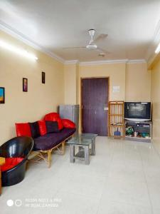 Gallery Cover Image of 500 Sq.ft 1 BHK Apartment for rent in Bandra West for 40000