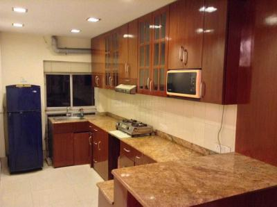 Gallery Cover Image of 1521 Sq.ft 3 BHK Apartment for rent in New Town for 40000
