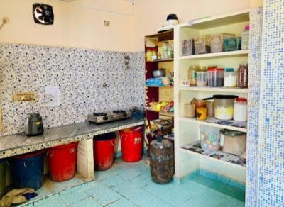 Kitchen Image of Moksha Ladies PG in Semmancheri