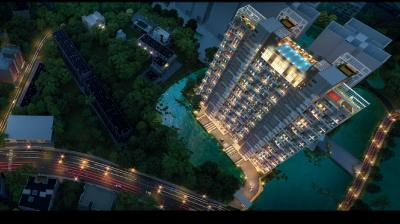 Gallery Cover Image of 1464 Sq.ft 3 BHK Apartment for buy in Merlin The Fourth, New Town for 13300000