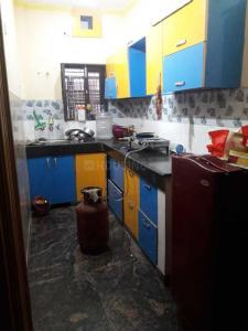 Kitchen Image of Kirshna PG in Vasundhara