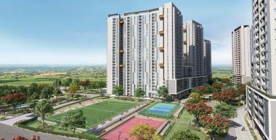 Gallery Cover Image of 782 Sq.ft 1 BHK Apartment for buy in Whitefield for 3941280