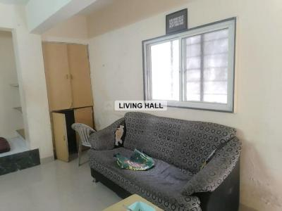 Gallery Cover Image of 600 Sq.ft 1 BHK Apartment for rent in Dhankawadi for 10000