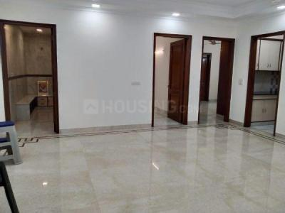 Gallery Cover Image of 1800 Sq.ft 4 BHK Independent Floor for rent in Jangpura for 82500
