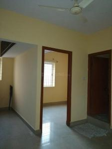 Gallery Cover Image of 550 Sq.ft 1 BHK Independent Floor for rent in Thavarekere for 9000