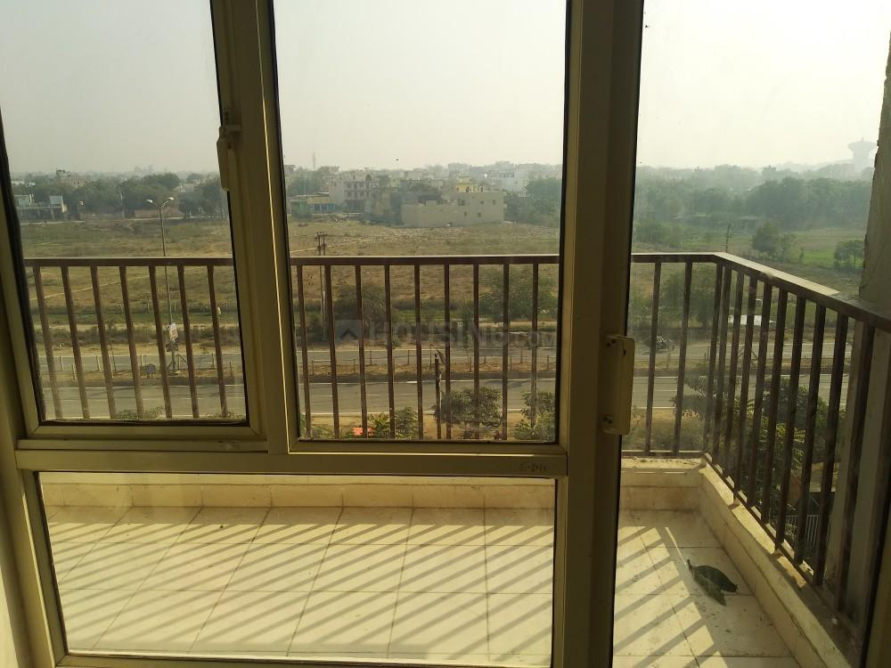 Bedroom Image of 920 Sq.ft 2 BHK Apartment for rent in Noida Extension for 8000