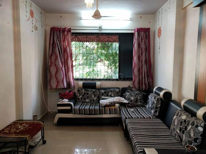 Living Room Image of 370 Sq.ft 1 RK Apartment for buy in Dombivli East for 2700000