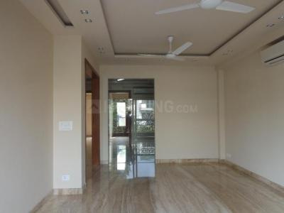 Gallery Cover Image of 1400 Sq.ft 3 BHK Independent Floor for rent in Nizamuddin East for 140000