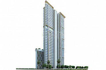 Gallery Cover Image of 1400 Sq.ft 3 BHK Apartment for buy in Ahuja L'Amor, Jogeshwari West for 20500000