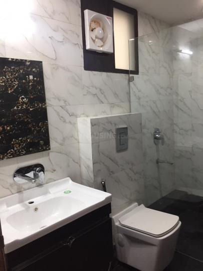 Bathroom Image of Hobo Hostal in Karol Bagh
