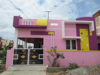 Gallery Cover Image of 1150 Sq.ft 2 BHK Independent House for buy in Thudiyalur for 3700000