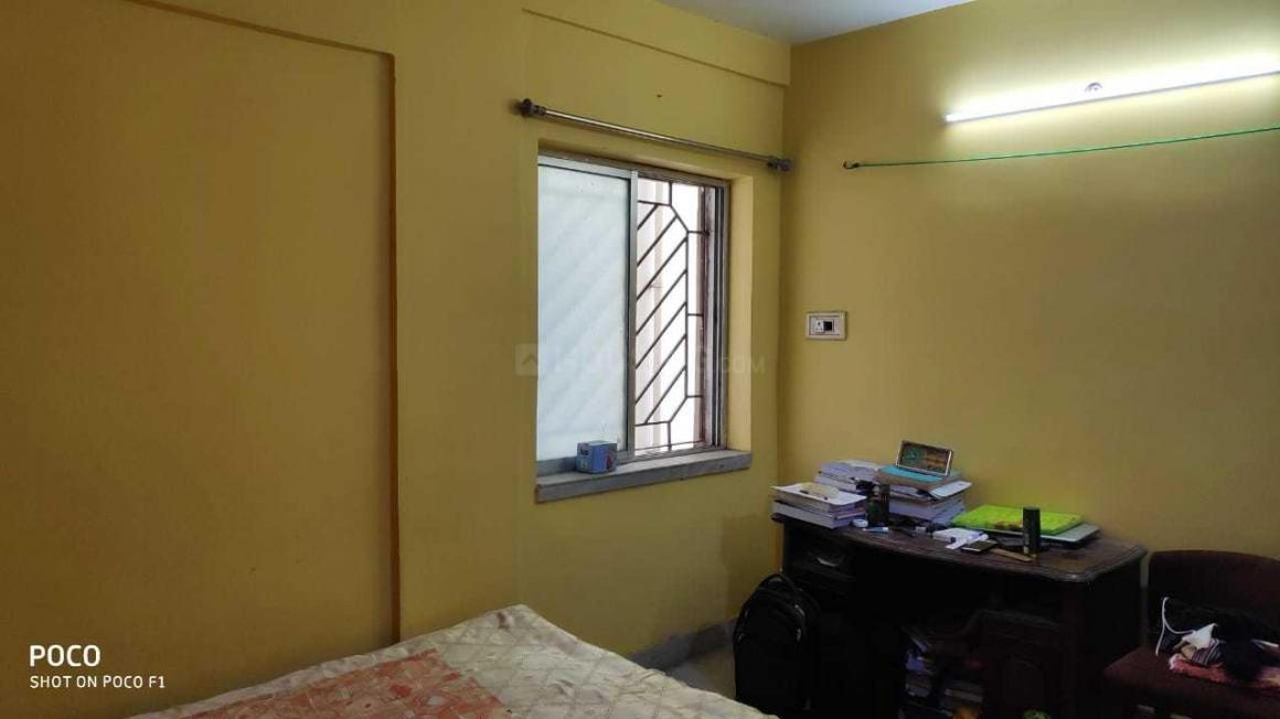Bedroom Image of 1650 Sq.ft 3 BHK Apartment for rent in Kaikhali for 14000