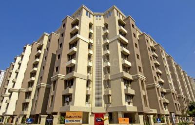 Gallery Cover Image of 630 Sq.ft 1 BHK Apartment for rent in Mulund East for 23500