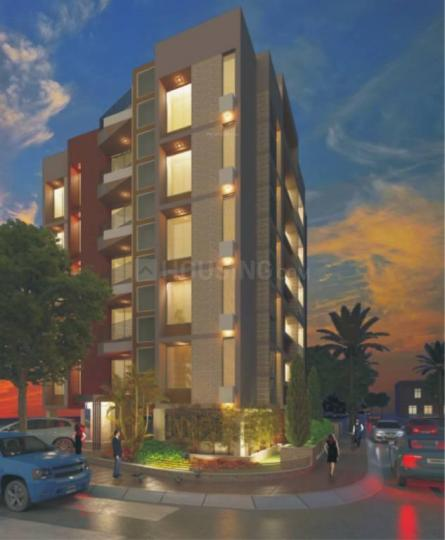 Building Image of 4356 Sq.ft 4 BHK Apartment for buy in Tirth Silver Castle, Ambawadi for 33600100