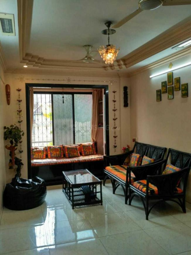 Living Room Image of 780 Sq.ft 2 BHK Apartment for rent in New Panvel East for 15000