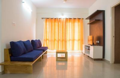 Living Room Image of 3 Bhk In Dsr Green Fields in Whitefield