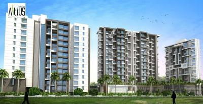 Gallery Cover Image of 1012 Sq.ft 2 BHK Apartment for buy in Kharadi for 8350000