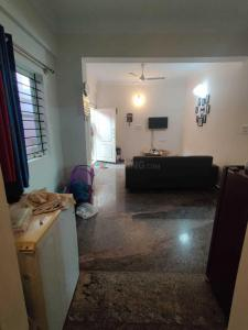 Gallery Cover Image of 550 Sq.ft 1 BHK Independent Floor for rent in HSR Layout for 17500