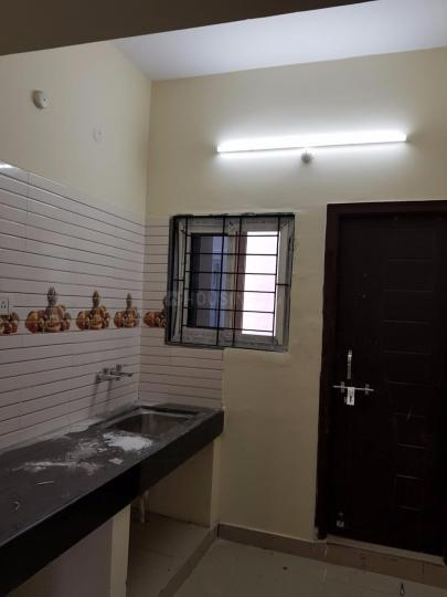 Kitchen Image of 1253 Sq.ft 3 BHK Apartment for rent in Rajendra Nagar for 20000