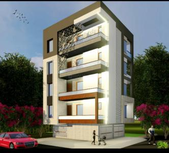 Gallery Cover Image of 914 Sq.ft 2 BHK Independent Floor for buy in New Industrial Township for 5000000