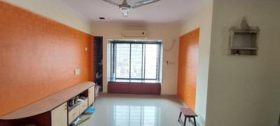 Gallery Cover Image of 746 Sq.ft 1 BHK Apartment for rent in Kopar Khairane for 23000