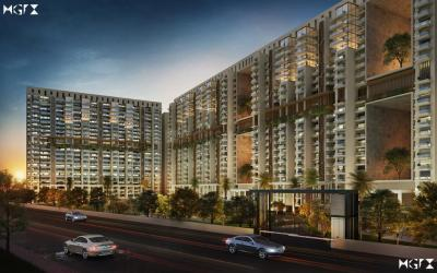 Gallery Cover Image of 2119 Sq.ft 3 BHK Apartment for buy in Kharar for 9747000