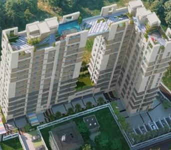Gallery Cover Image of 1050 Sq.ft 2 BHK Apartment for buy in Mukundapur for 7350000