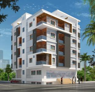 Gallery Cover Image of 1500 Sq.ft 3 BHK Apartment for buy in Mehdipatnam for 6750000