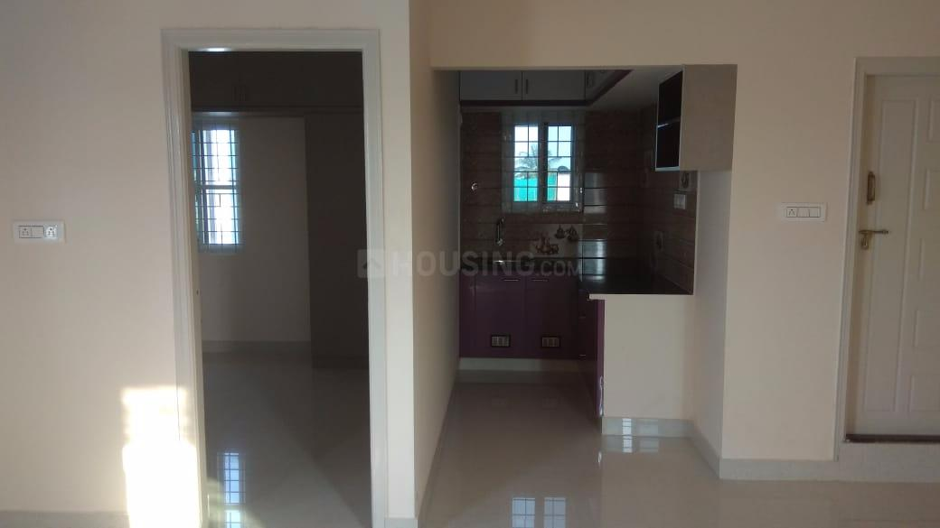 Living Room Image of 700 Sq.ft 2 BHK Independent House for rent in Vibhutipura for 18000