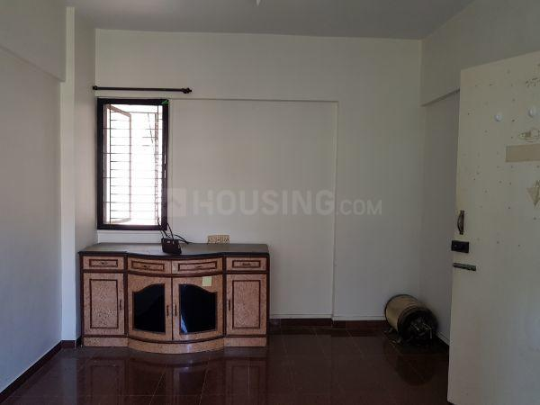 Living Room Image of 631 Sq.ft 1 BHK Apartment for rent in Bhandup West for 22500