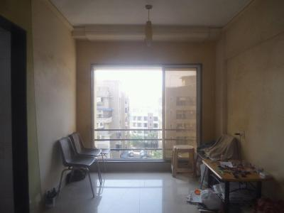 Gallery Cover Image of 575 Sq.ft 1 BHK Apartment for buy in Agarwal Peace Heaven, Vasai West for 4200000