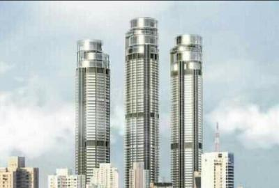 Gallery Cover Image of 3923 Sq.ft 3 BHK Apartment for rent in Omkar 1973, Worli for 200000