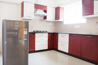 Kitchen Image of PG 4642459 Hennur Main Road in Narayanapura
