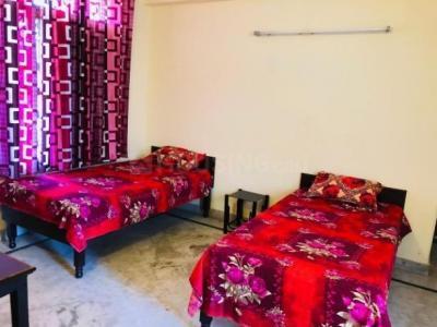 Bedroom Image of Pink Room PG in Sector 46